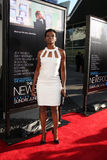 Adina Träger kommt in HBO an   Lizenzfreie Stockfotos