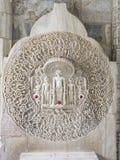 Chaumukha Mandir - Ranakpur. Adinath jain temple in rajasthan state in india Stock Photos