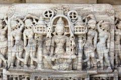 Adinath Tempel Stockfotos