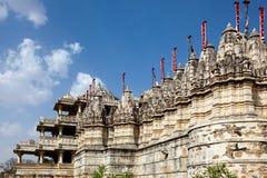 Adinath Tempel Lizenzfreie Stockfotos