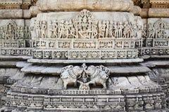 Adinath Tempel Stockbilder