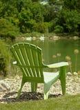 adirondack椅子 免版税图库摄影