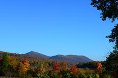 Adirondack Autumn Landscape Stock Photos