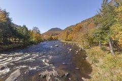 Adirondack-Berge im Hinterland im Staat New York Lizenzfreie Stockbilder