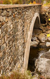 Adirondack-Brücke Lizenzfreie Stockbilder