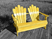 Adirondack Chair Royalty Free Stock Photo