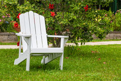 Adirondack Chair Royalty Free Stock Photo