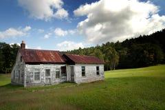 Adirondack de desvanecimento referente à cultura norte-americana Fotografia de Stock