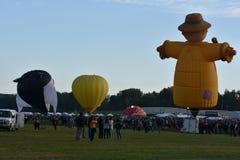 2016 Adirondack gorącego powietrza balonu festiwal Fotografia Stock