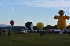 2016 Adirondack gorącego powietrza balonu festiwal Zdjęcia Stock