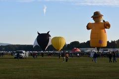 2016 Adirondack gorącego powietrza balonu festiwal Obrazy Royalty Free