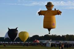 2016 Adirondack gorącego powietrza balonu festiwal Zdjęcie Stock