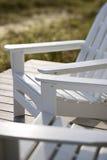 Adirondack Stühle. Lizenzfreie Stockfotografie