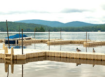 Adirondack Szene Stockfotografie