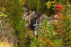 Adirondack vattenfall Arkivbilder