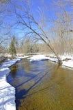 Adirondacks en la primavera foto de archivo