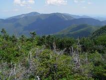 Adirondacks. Gothics summit in the Adirondacks, high peaks region, New York State Stock Images