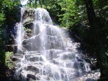 Adirondacks. A waterfall in the Adirondacks, high peaks region, New York State Stock Photography