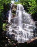 Adirondacks. A waterfall in the Adirondacks, high peaks region, New York State Stock Photo