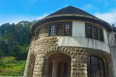Adisham-Bungalow Nuwara Eliya Sri Lanka Stockbild
