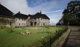 Adisham-Kloster, Sri Lanka Stockfotografie