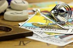Adivinación 03 Fotos de archivo libres de regalías