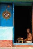 Adivinho da rua na Índia Fotos de Stock Royalty Free