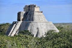 Adivino-Pyramide Lizenzfreie Stockfotos