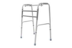 Adjustable folding walker Stock Images