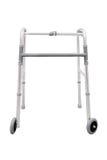 Adjustable folding walker Royalty Free Stock Images