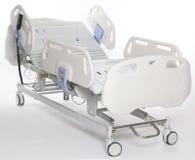 Adjustable hospital stretcher Stock Photo