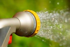 Adjustable water sprayer Royalty Free Stock Image
