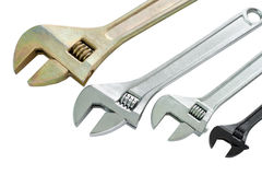 Free Adjustable Wrenches Stock Photos - 20643383