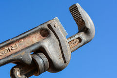 Adjustable Wrenches Stock Image
