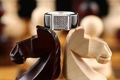 Adlar smycken Royaltyfria Bilder