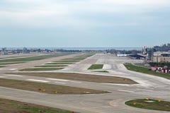 Adler airport Stock Photo
