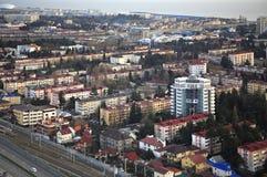Adler on the Black Sea coast Royalty Free Stock Photos