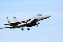 Adler F-15 jetfighter Stockfotografie