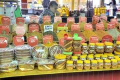 Adler. Food market Royalty Free Stock Photography