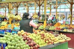 adler Jedzenie rynek Obraz Stock