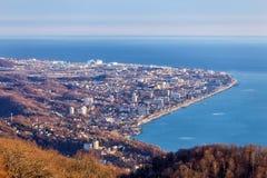 Adler-Kap Sochi Russland Lizenzfreie Stockfotos