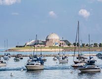Adler Planetarium Chicago Royalty Free Stock Images