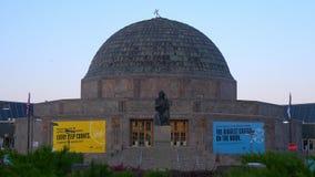 Adler Planetarium in Chicago - CHICAGO. UNITED STATES - JUNE 11, 2019