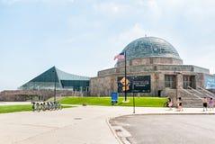 Adler Planetarium, Chicago, USA Royalty Free Stock Photos