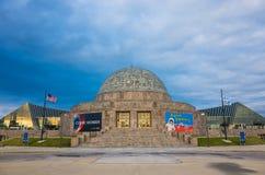 Adler planetarium muzeum, Chicago Fotografia Royalty Free