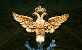 Adleremblem Stockfoto