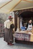 Adlig in Krakau lizenzfreies stockbild