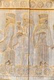 Adligentlastungsdetail Persepolis Stockfoto