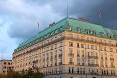 Adlon Kempinski hotel Royalty Free Stock Images