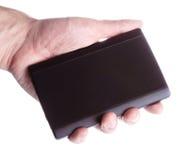 Adminículo en la palma imágenes de archivo libres de regalías